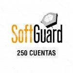 SOFTWARE SOFTGUARD 250 CUENTAS