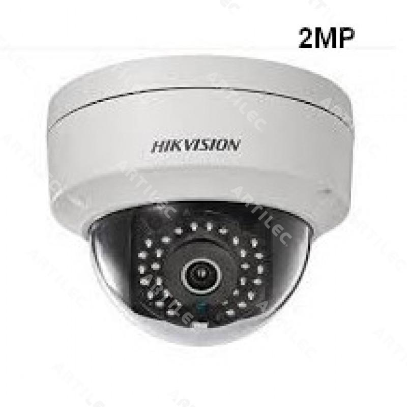 CAMARA DOMO IP HIKVISION 2MP 2.8MM IR30