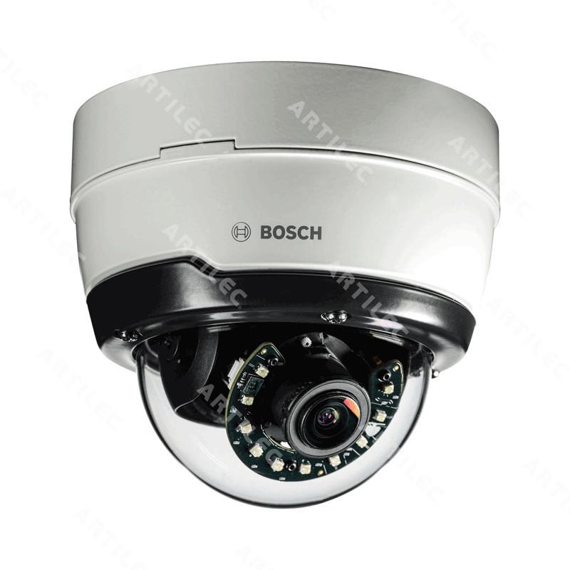 Fixed dome 2MP AVF H.265 IP66 IR