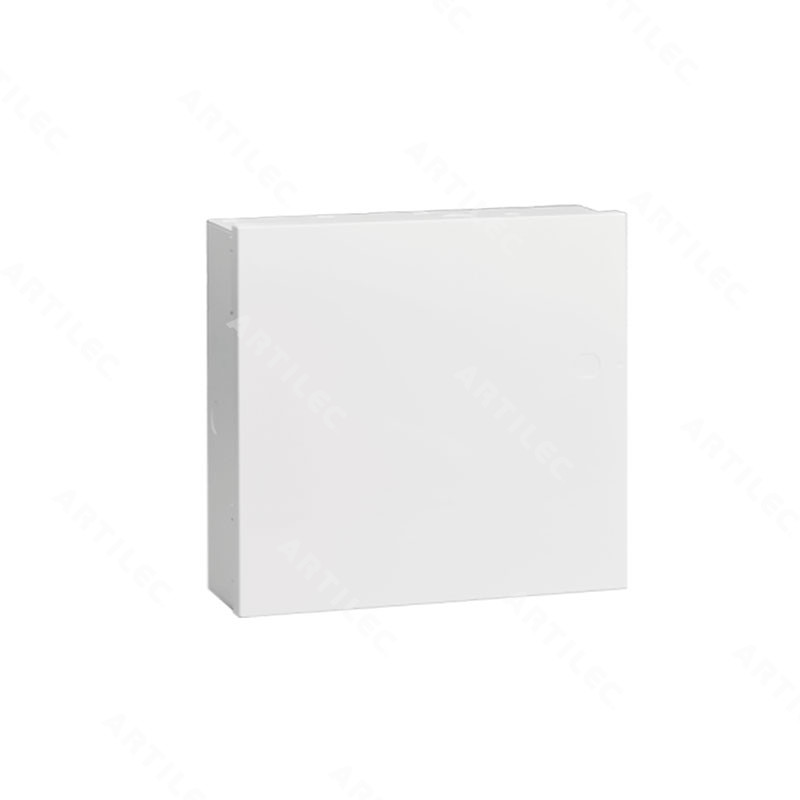 SMALL ENCLOSURE FOR B SERIES PANELS (WHITE)