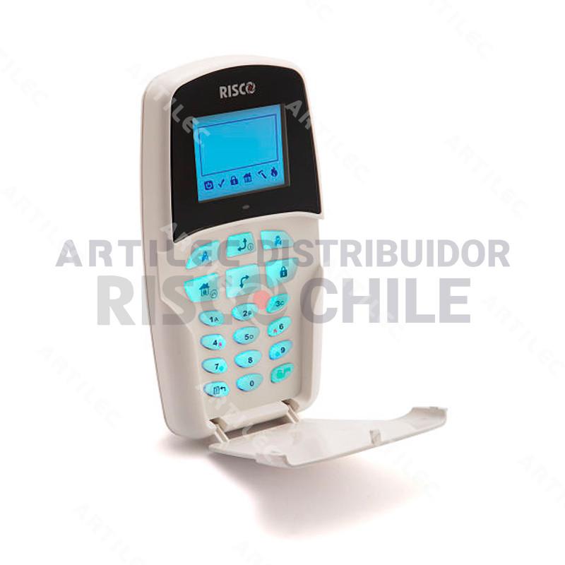 TECLADO LCD LIGHTSYS