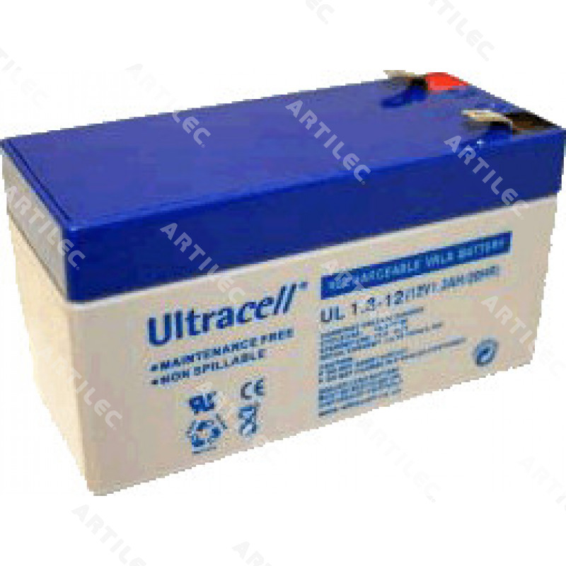 BATERIA 12V - 1.3 A ULTRACELL