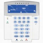 TECLADO ICONO LCD 32 ZONAS