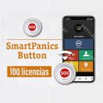 PACK 100 LICENCIAS DE APP SMARTPANICS