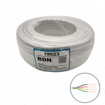 CABLE PIN 4 BLANCO 4 HILOS
