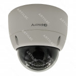 CAMARA DOMO IP AXXTEC 2MP 2,8MM-12MM IR40