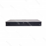 NVR UNV 16CH 16POE 160MBPS 2HDD