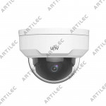 CAMARA DOMO IP UNV 4MP 2.8MM IR30
