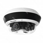 CAMARA 360 PANOVU IP HIKVISION 20MP 2.8MM-12MM MOT IR30