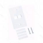 FACEPLATE NETLINK ONE RJ45 AX-COM