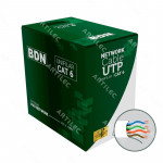 CABLE U/UTP CAT6 BDN 24AWG BLANCO 305M UL