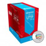 CABLE U/UTP CAT5E BDN 24AWG BLANCO 305M