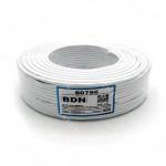 CABLE ALARMA PIN4 BDN 18 AWG BLANCO 100M COBRE