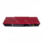 KVM 2-HDMI-USB REQUIERE-CABLES C/REMOTO