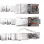 PATCHCORD CAT6A C/PANTALLA