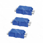 KIT ADAPTADORES OPTICOS FURUKAWA 02F MM LC-PC DUPLEX-ACQUA(3PCS)