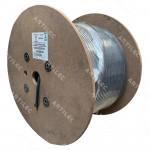 CABLE COAXIAL RG-11 DB 90% MALLA BLANCO LSZH - UL