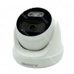 CAMARA DOMO HD AXXTEC 1080P (5MPX LITE) 2,8MM IR25 LC