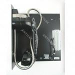 PHONE W/DR & TRIM SURFACE MNT