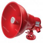 HORN W/LOUD SPEAKER, WEATHERPR