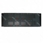 HOA MODULE/24 SWITCH/24RED LED