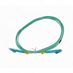 2MT LC-LC OM3 MULTIMODO MM DUPLEX JUMPER FIBRA 2MM 50/125UM