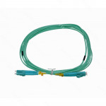 3MT LC-LC OM3 MULTIMODO MM DUPLEX JUMPER FIBRA 2MM 50/125UM
