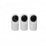 3UN TURRET 1080P CAMARAIP IR MIC 4MM/F2,0 1-100 REQ-POE48V/AF