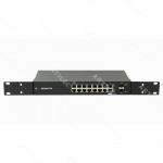 16-1000 POE/1-IN/1-OUT 2-SFP SWITCH ADMIN-L2 INC24V/24W RACK