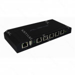 SWITCH 5-1000-POE24V-18W 1-RJ45-MGMT 1-USB 60W-TOT TS-5-POE