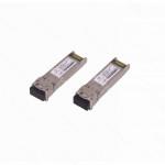 2-UNIDADES SFP+ SM 10GBPS 10KM 1310NM MONOMODO 2-FIBRAS-LC