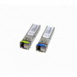 PAR-WDM-BIDI SFP SM 1GBPS 3KM 1310/1550NM MONOMODO 1-FIBRA-LC