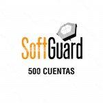 SOFTWARE SOFTGUARD 500 CUENTAS
