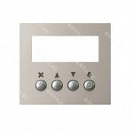 PANEL PARA DISPLAY 4 BOTONES PORTERO GT AIPHONE