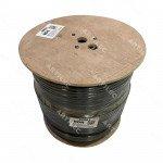 CABLE COAXIAL BDN RG11 DB CU 90% MALLA NEGRO LSZH 305MTS