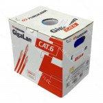CABLE U/UTP CAT6 FURUKAWA 23AWG 305M CM COBRE