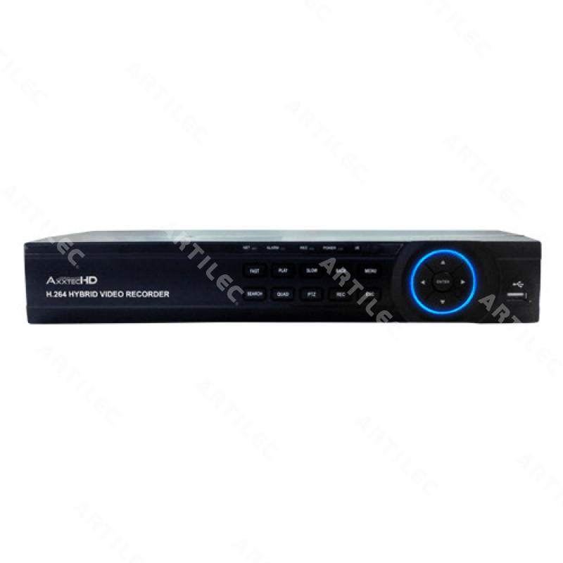 DVR AXXTEC 16CH H265 5MP 2HDD