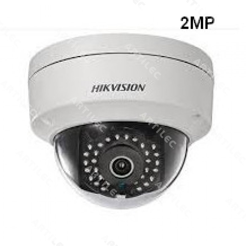 CAMARA DOMO IP HIKVISION 2MP 2.8MM IR30