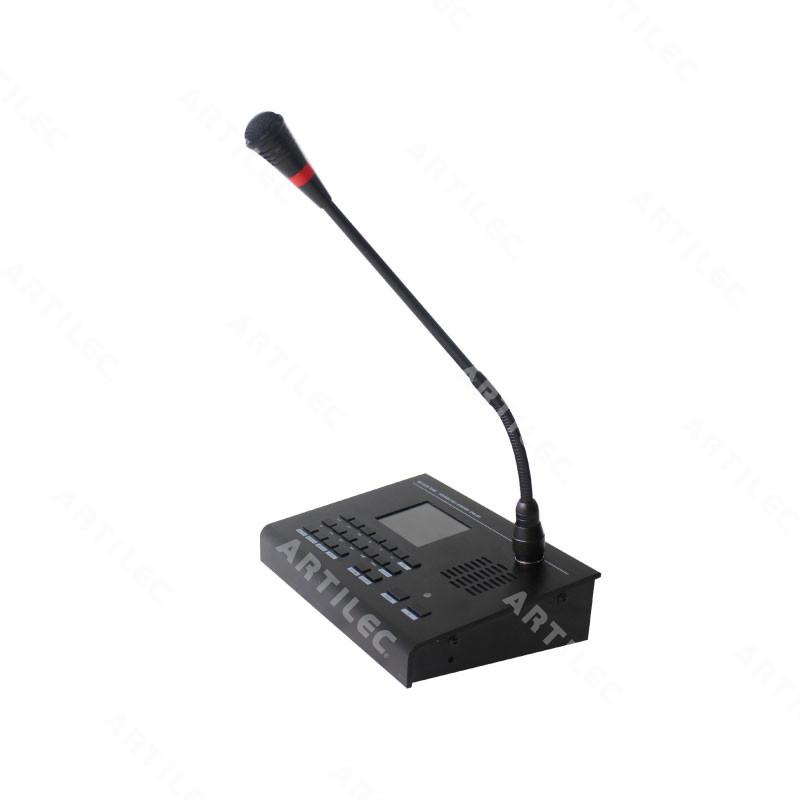 ESTACIÓN DE LLAMADA IP SIP LCD