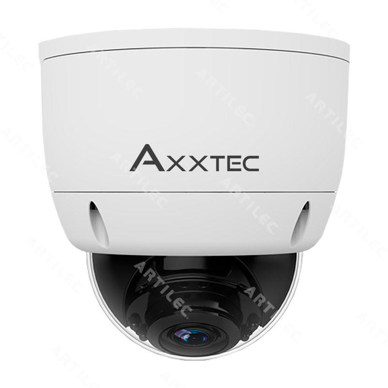 CAMARA DOMO HD AXXTEC 1080P (5MPX LITE) 2,8MM-12MM IR40