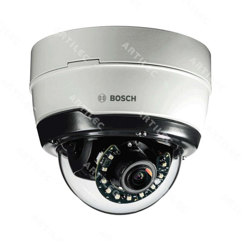 Fixed dome 2MP AVF H.265 IP66 IR