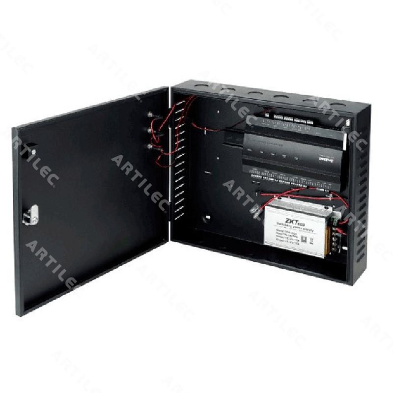 CONTROLADOR 4 PUERTAS PROX+BIO INBIO 460