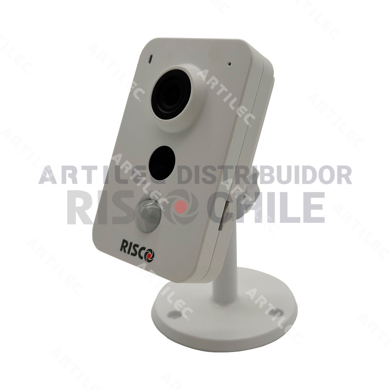 CAMARA CUBO AUDIO BIDIRECCIONAL, WIFI, SLOT SD, 1.3MP