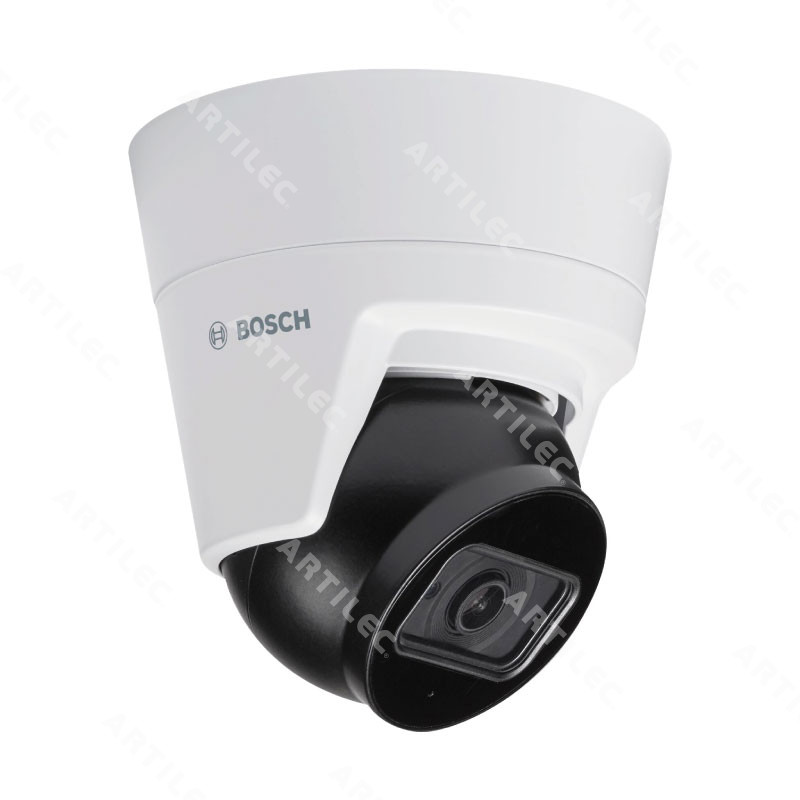 CAMARA DOMO IP BOSCH 2MP 2.3MM IR15 IK08 H.265