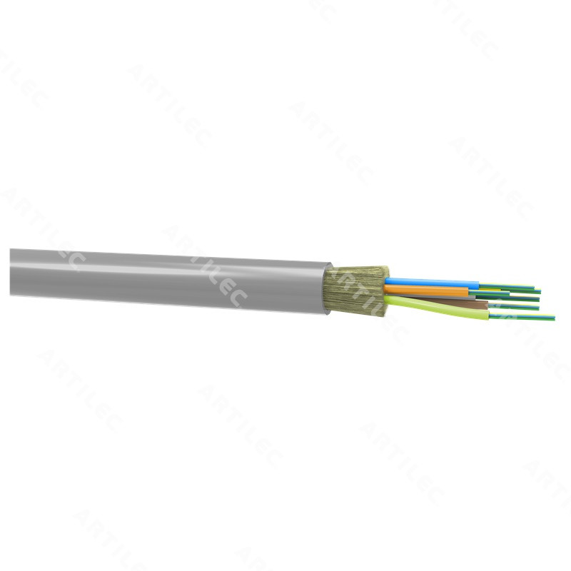 FIBRA OPTICA CFOI-BLI-UB 24F G-657A2 LSZH INDOOR DCA