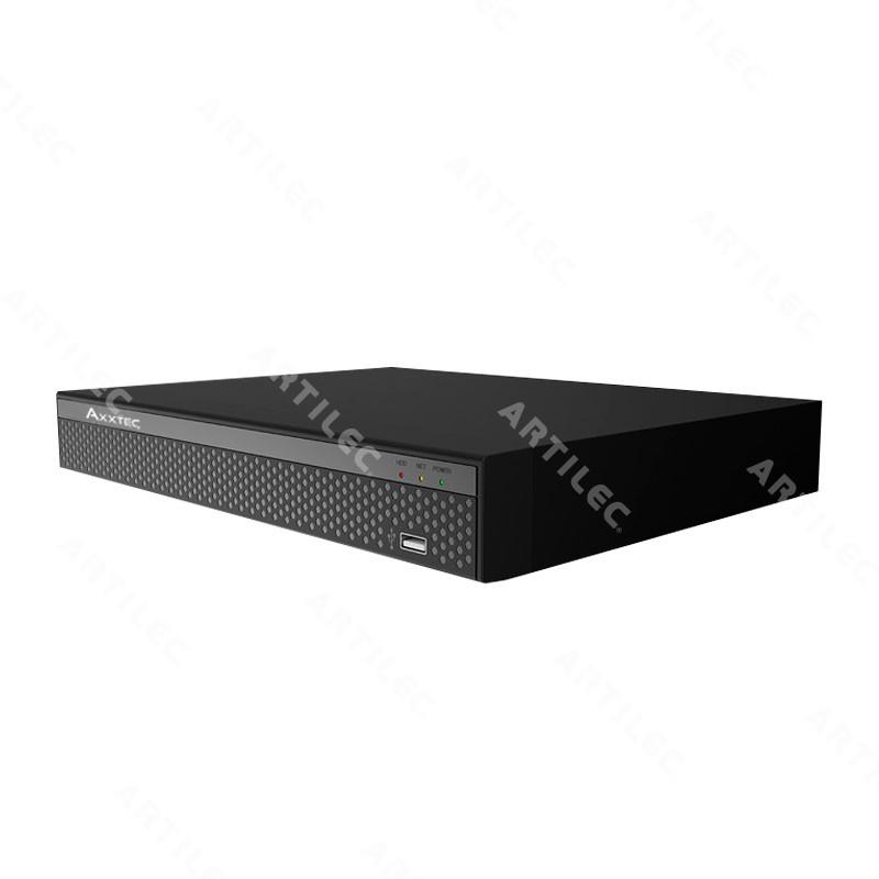 DVR AXXTEC 8CH H265+ 1080P LITE 1HDD AI