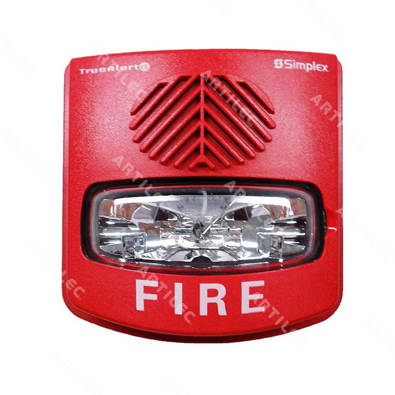 AV, WALL RED FIRE WP
